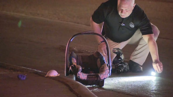 Family mourns loss of 1-year-old killed in Garland crash caused by suspected drunk driver