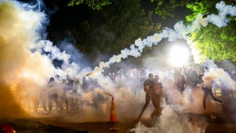 US-POLICE-RACE-UNREST-DEMONSTRATION-minorities-politics