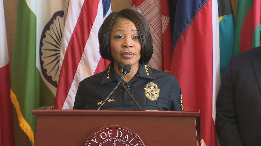 Police chief says Dallas PD will be 'out in full force' as 2 more protests scheduled Saturday