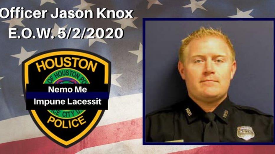 Tactical Flight Officer Jason Knox