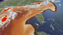 Massive Saharan dust cloud arrives in North Texas Friday