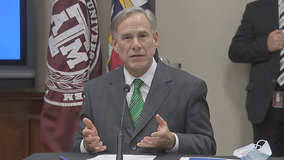 Abbott says plenty of hospital beds available for COVID-19 patients as Texas mayors ask for mask requirements