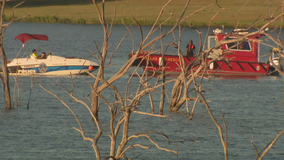 Crews search for missing swimmer at Lake Ray Hubbard
