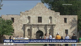 San Antonio offering summer travel deals and discounts