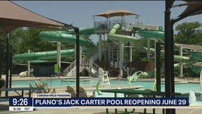 Jack Carter Pool to reopen this summer