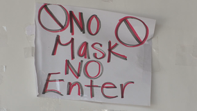 Face coverings now required at businesses in Denton