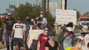 Hundreds attend student-led Black Lives Matter rally in Prosper