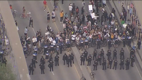 Fort Worth implements curfew following tense standoff with protesters