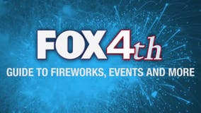 2021 Fourth of July Fireworks & Events in North Texas
