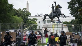 4 charged in Andrew Jackson statue vandalism investigation