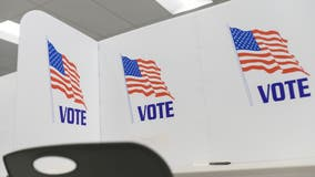 Early voting starts Monday, marking 1st time polls have been open in Texas during COVID-19 pandemic
