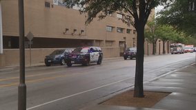 Fort Worth officer injured during chase surprised with drive-by parade