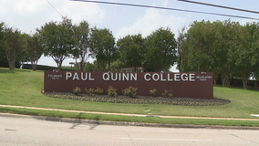 Free COVID-19 testing offered to hundreds at Paul Quinn College in Dallas