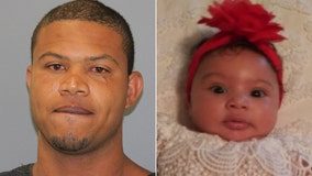 Gainesville Amber Alert suspect charged for infant daughter's murder