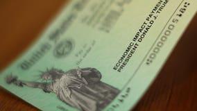 US sent $1.4 billion in coronavirus relief payments to dead people