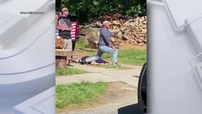 NJ prison guard who mocked George Floyd killing suspended