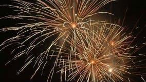 Fireworks, parade return for Fourth of July in Arlington