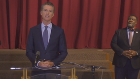 'Black people are not responsible for what's happening in this country,' Newsom says