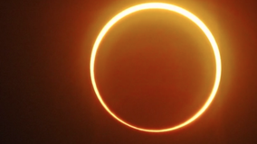 Spectacular 'ring of fire' solar eclipse will occur June 21, visible in some parts of the world