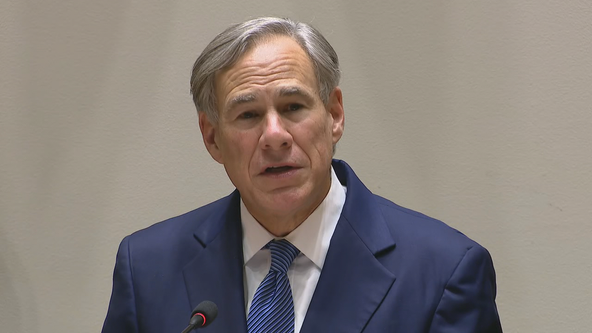 Gov. Abbott extends disaster declaration for coronavirus in Texas