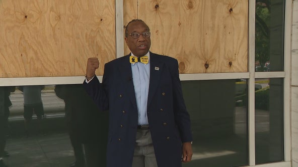 John Wiley Price on weekend vandalism in Dallas: 'This is not protest; it's anarchy'