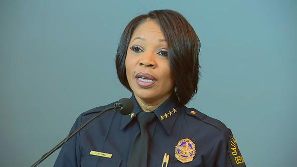 Dallas police chief defends decision to arrest protesters on Margaret Hunt Hill Bridge