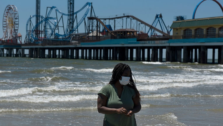 Texas Orders Beaches To Open After Being Closed For Coronavirus Pandemic
