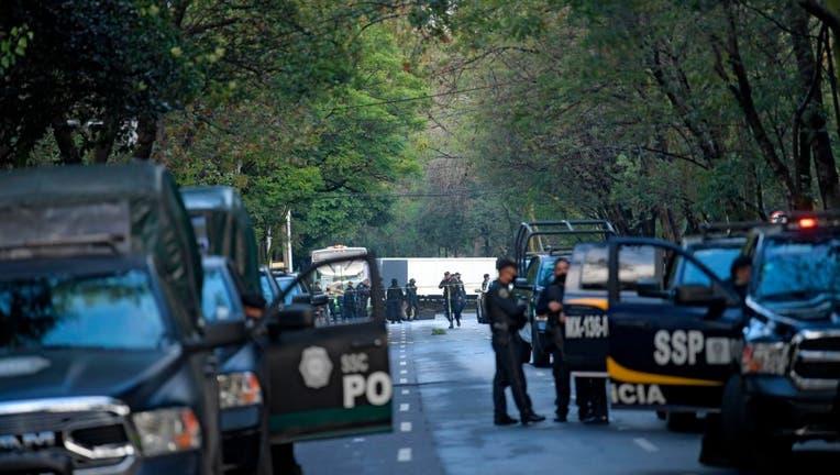 MEXICO-SECURITY-ATTACK