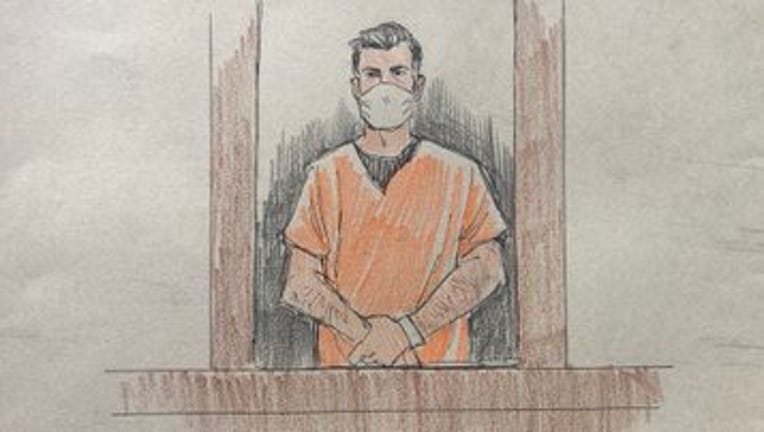 courtroom sketches george floyd officers 1