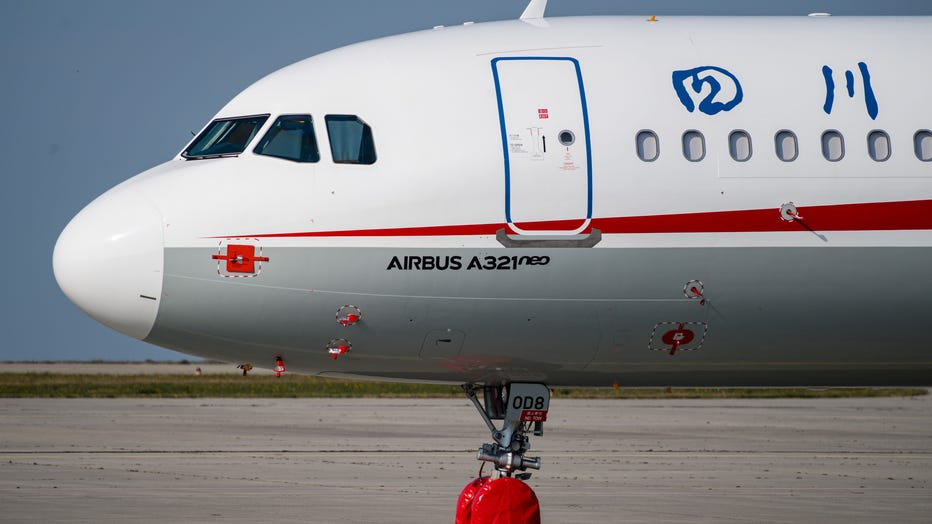 Airbus, Unable To Deliver Aircraft, Parks Them In Erfurt