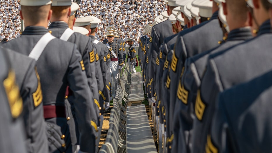 Vice President Mike Pence Delivers Commencement Speech At West Point Graduation