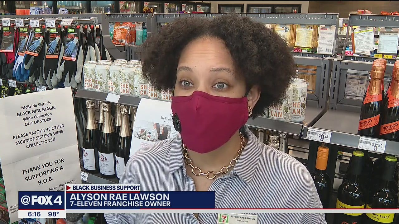 Black Owned 7 Eleven Sees Great Success While Supporting Black