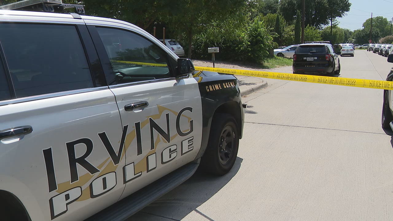 Irving Pd Suspect Involved In Weekend Murder Killed Himself