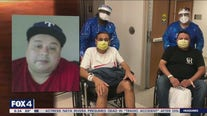 North Texas father and son survive COVID-19 together