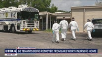 Dozens of Lake Worth nursing home residents relocated amid COVID-19 outbreak