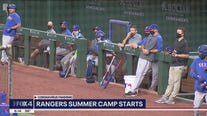 Rangers open summer camp as player tests positive for COVID-19