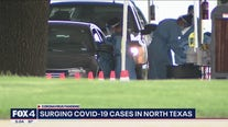 Dallas County reports more than 1,000 new COVID-19 cases for 3rd day in a row