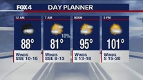 July 13 overnight forecast