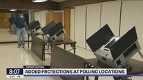Polls open for Texas primary runoff election day