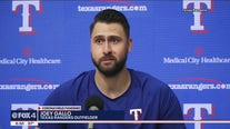 Joey Gallo addresses uncertainty about his COVID-19 tests