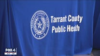 Tarrant County reports 820 new COVID-19 cases