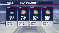 July 9 overnight forecast