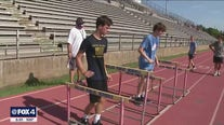 Some North Texas high schools resume summer workouts amid COVID-19 outbreak