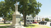 Parker County Commissioners vote unanimously to keep Confederate statue in Weatherford