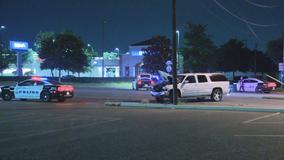 Dallas police searching for driver involved in overnight fatal auto-pedestrian crash