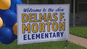 Grand Prairie ISD to rename Robert E. Lee Elementary after longtime Black educator Delmas Morton