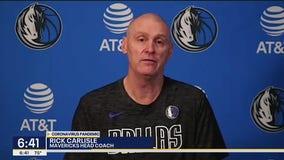 Dallas Mavs head to Orlando for NBA restart