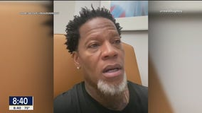 TMZ: Comedian D.L. Hughley's new book calls for change