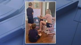 McKinney moms create group to teach kids at home during quarantine