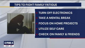 More Tips To Fight Family Fatigue
